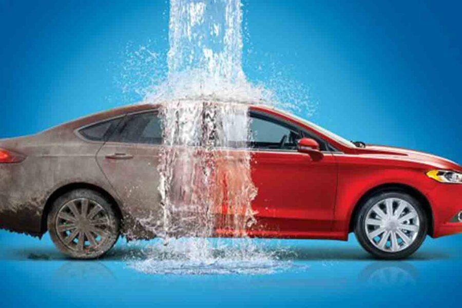 توصیههای کاربردی، برای شستوشوی خودرو