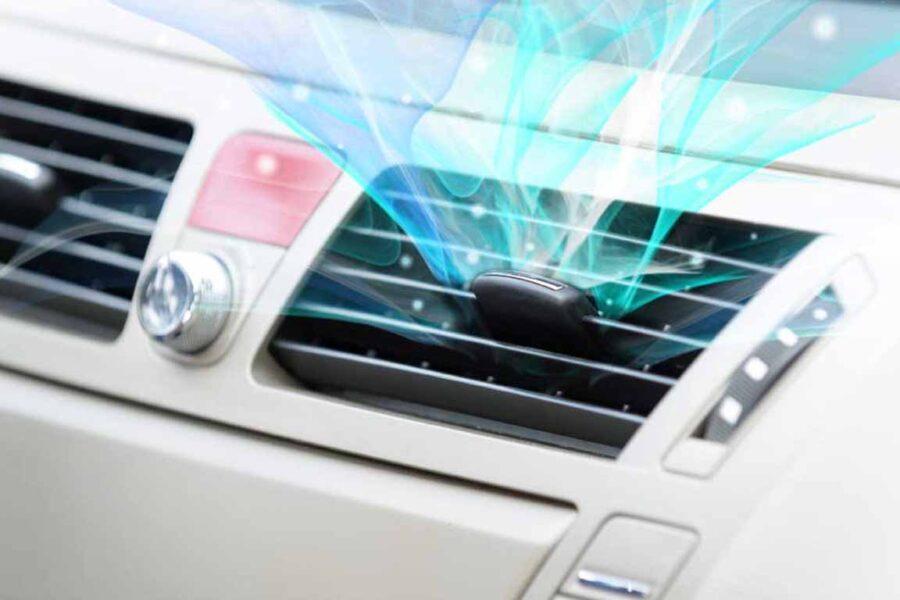 سیستم تهویه و کولر خودرو چگونه کار میکند؟