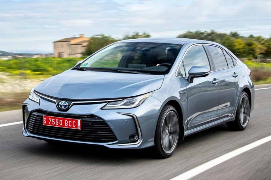 پرفروشترین خودرو در کشورهای مختلف جهان